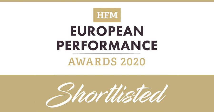 Othania og vores investeringsforening Investin Othania Etisk Formuevækst er Shortlisted til HFM European Performance Awards!