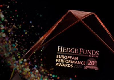 Vinder af Europæisk Hedgefond Award – Best Global Macro Emerging Manager