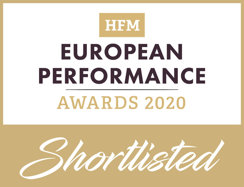 Shortlisted European Award